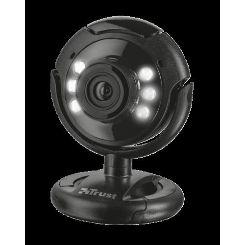 Веб-камера Trust SpotLight Pro с подсветкой и микрофоном (16428)