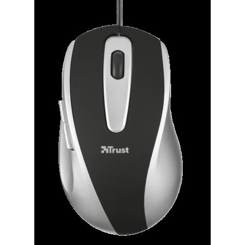 Проводная эргономичная мышь 16535 Trust EasyClick 5 клавиш