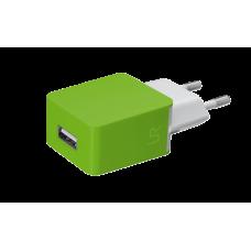 Зарядное сетевое устройство 20146 UR USB WALL CHRGR 5W -LIME