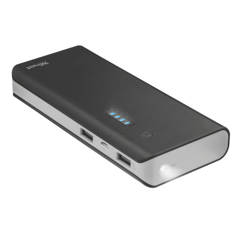 Внешний аккумулятор 21212 Trust PRIMO 12500mAh