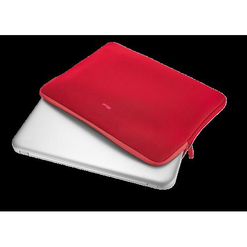 """Чехол для ноутбука  21247 Trust PRIMO 17.3"""" тонкий красный"""