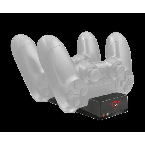 Зарядное устройство для джойстиков 21681 TRUST GXT235 PS4 DUO