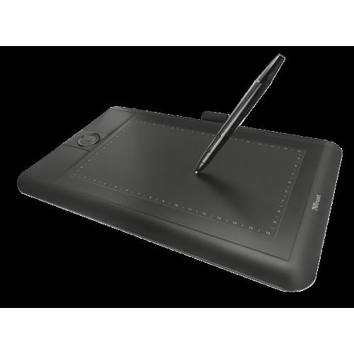 Графический планшет 21794 Trust PANORA 250х150 48 клавиш + колесо