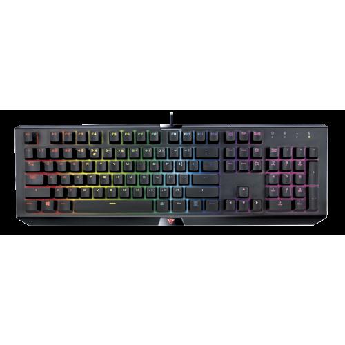 Игровая механическая клавиатура Trust CADA RGB gxt 890 (22690)