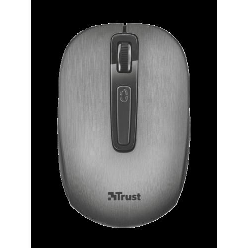 Беспроводная мышь 22372 Trust Aera Mouse - grey