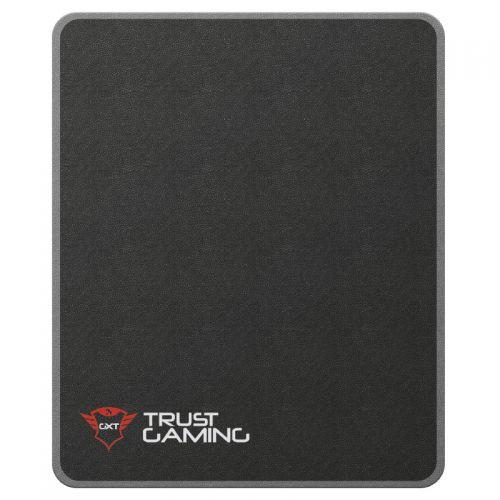 Коврик под игровое кресло 22524 Trust GXT 715 чёрный 99x120 см