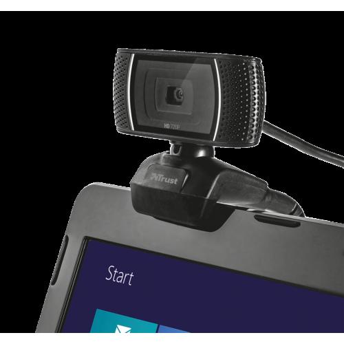 Веб-камера Trust Trino HD 720р с микрофоном (18679)